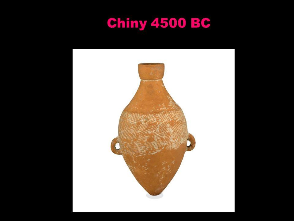 Chiny 4500 BC