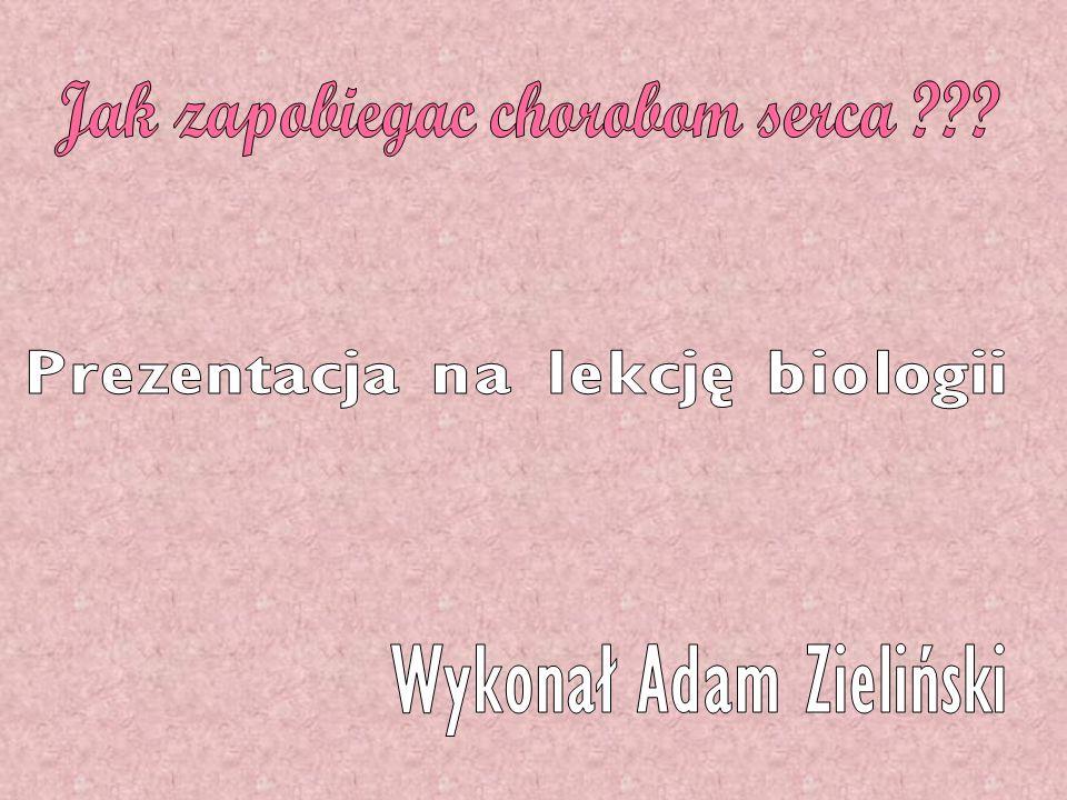 55% 45% Ponad 45% zgonów w Polsce spowodowanych jest przez chorobę wieńcową.