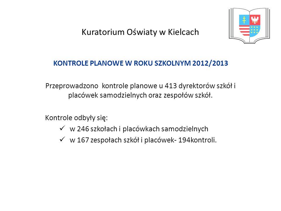 Kuratorium Oświaty w Kielcach Zalecenia w zakresie : Zgodność organizacji zajęć rewalidacyjno – wychowawczych z przepisami prawa.