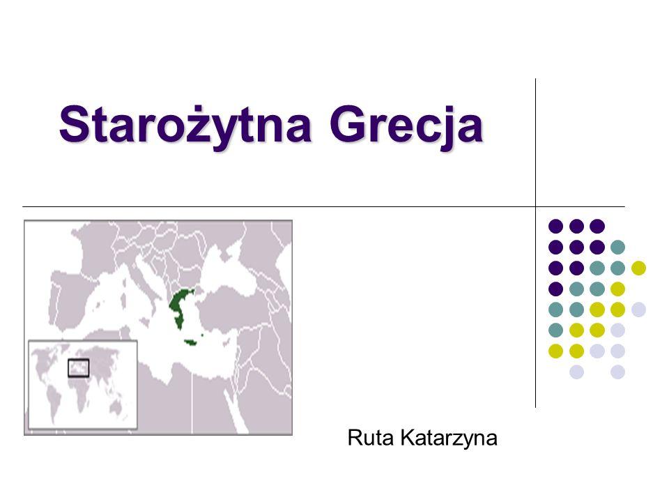 Starożytna Grecja Ruta Katarzyna