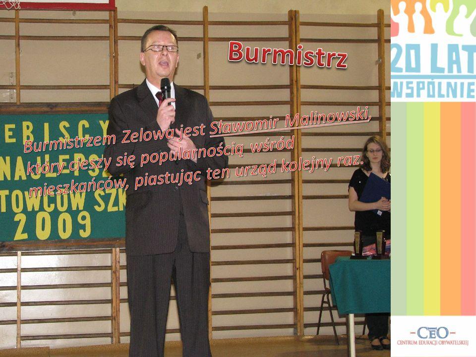 Gimnazjum w Łobudzicach im. Janusza Kusocińskiego Gimnazjum w Zelowie im. Obrońców Praw Człowieka