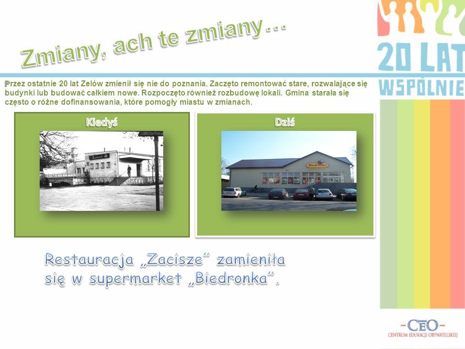 Liceum Ogólnokształcące im.Obrońców Praw Człowieka Zespół Szkół Ponadgimnazjalnych w Zelowie im.