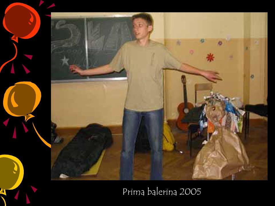 Prima balerina 2005