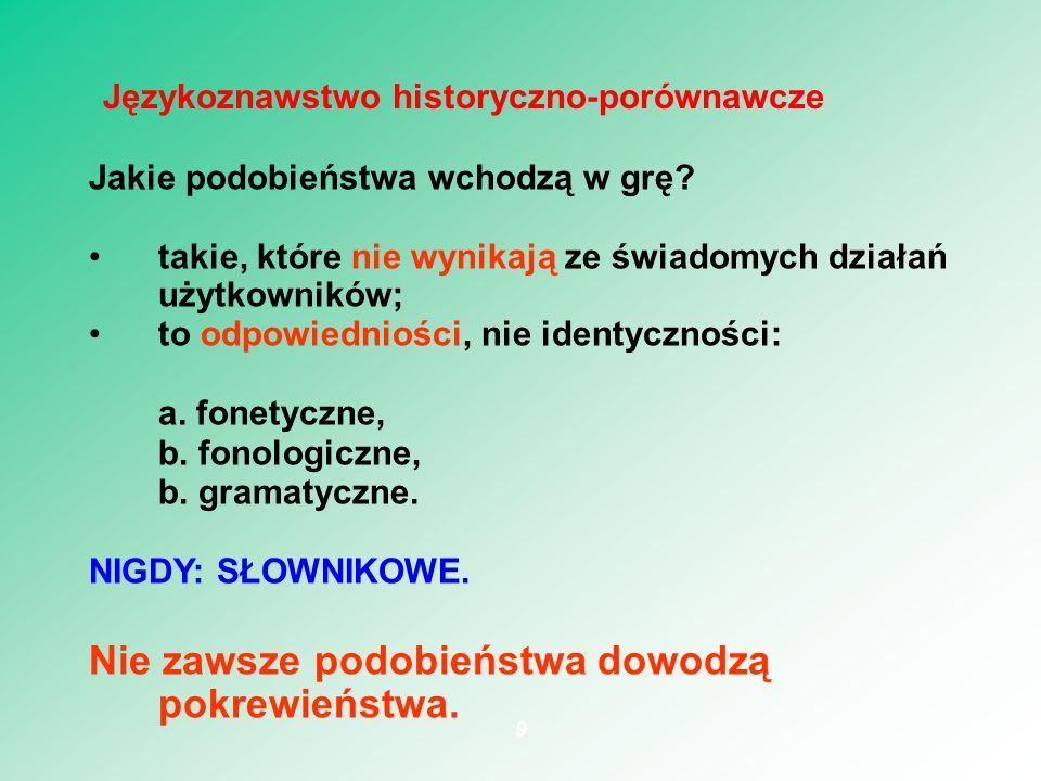 D.Języki nominatywne: chiński, angielski, polski Języki ergatywne: gruziński, pama-nyungal i in.