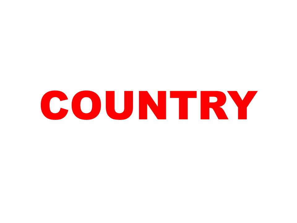 1.BEING A COUNTRY an area of land with its own people, government, etc.