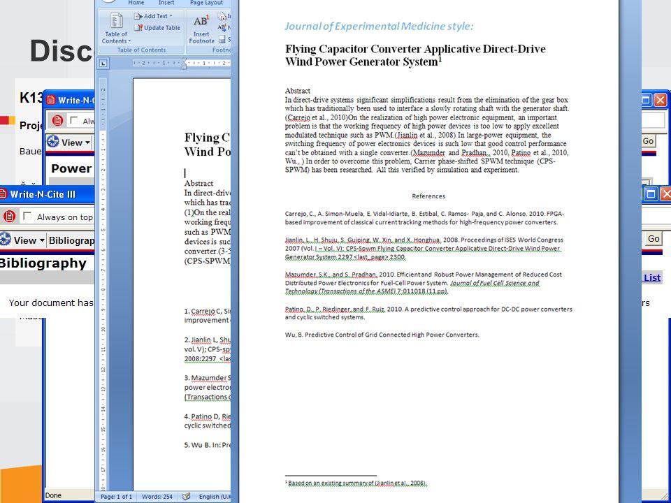 Wyszukiwanie literatury i budowa sylabusa...Lecture in Management 1.Introduction.