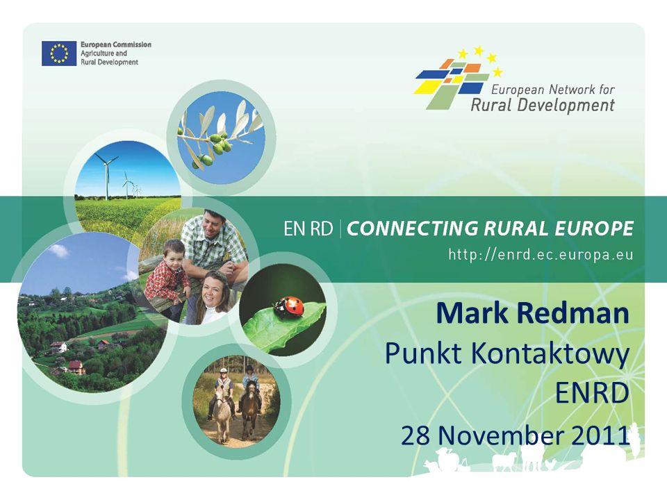 Mark Redman Punkt Kontaktowy ENRD 28 November 2011