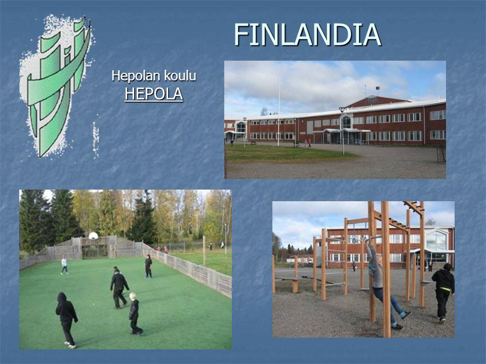 FINLANDIA Hepolan koulu HEPOLA