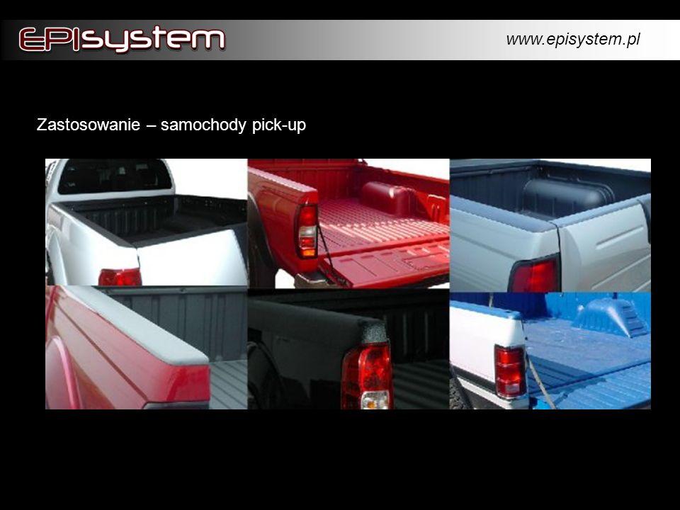 www.episystem.pl Zastosowanie – samochody pick-up
