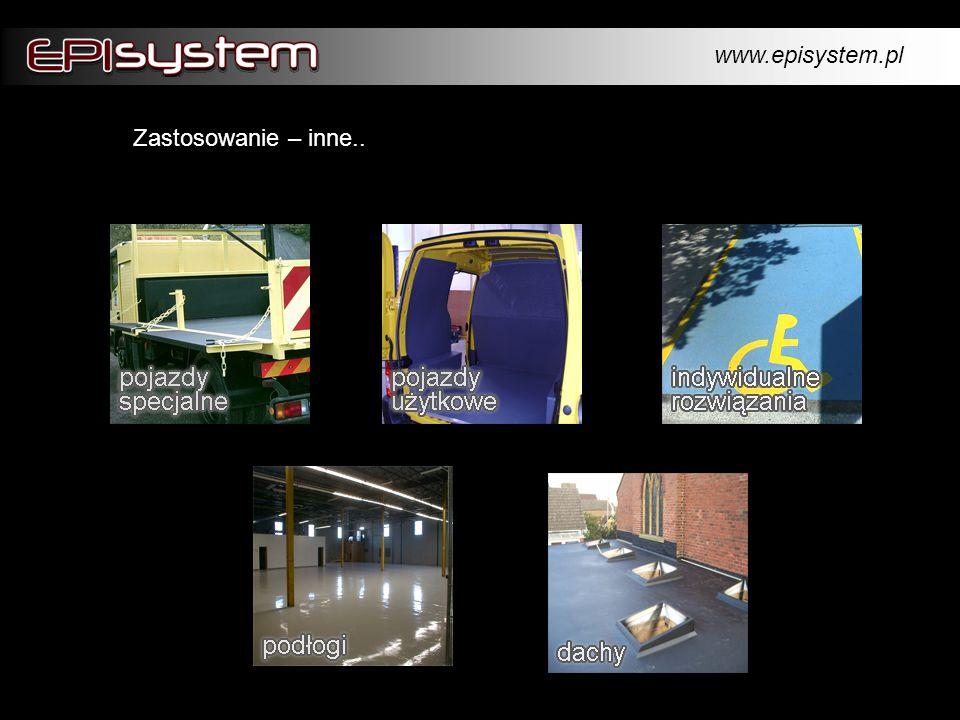 www.episystem.pl Zastosowanie – inne..