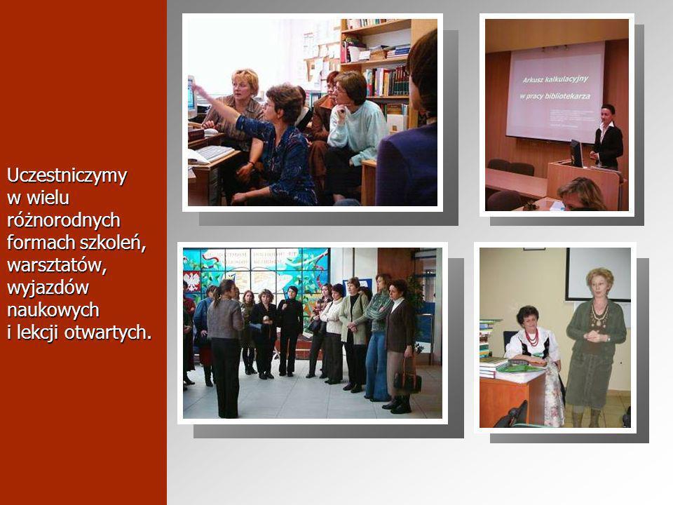 Wyróżnienie w konkursie Pokaż swoją dobrą stronę Miesięcznika Biblioteka w Szkole.