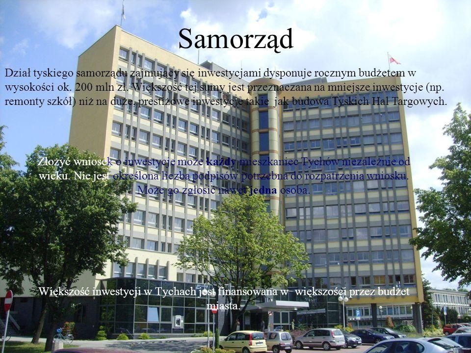 Samorząd Złożyć wniosek o inwestycje może każdy mieszkaniec Tychów niezależnie od wieku.