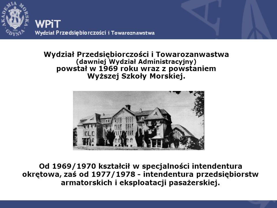 ORGANIZACJE STUDENCKIE Parlament Studentów Akademii Morskiej Zrzeszenie Studentów Polskich