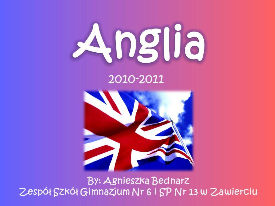 2010-2011 By: Agnieszka Bednarz Zespół Szkół Gimnazjum Nr 6 i SP Nr 13 w Zawierciu