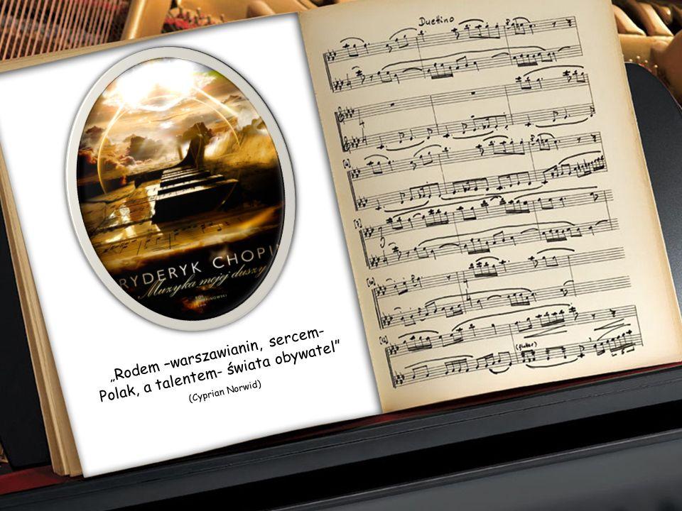 Dzisiaj muzyka Chopina rozbrzmiewa na całym świecie, na niezliczonych koncertach i festiwalach. Co 5 lat odbywa się w Warszawie Międzynarodowy Konkurs