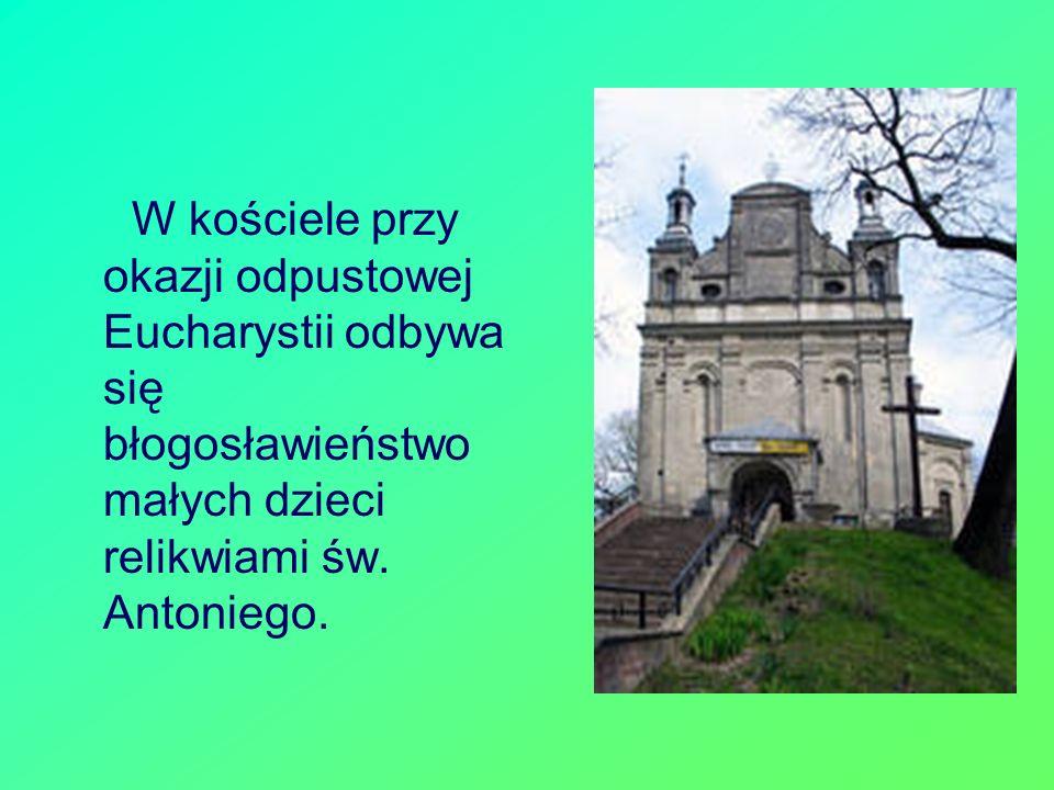 Cuda jakich doświadczyli parafianie,,Syn miał mieć operację – wspomina tamtejsza parafianka, Marianna Grabarczuk.