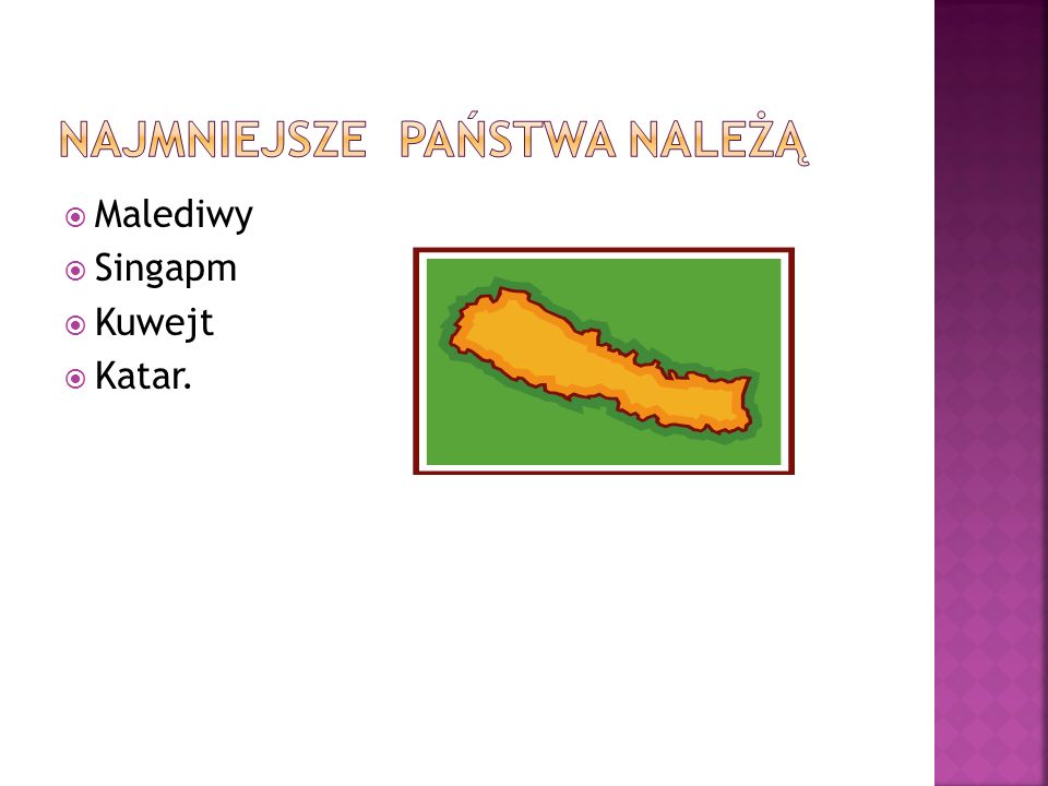 Chiny Indie Indonezja Japonia Wietnam Filipinja Bangladerz Pakistan