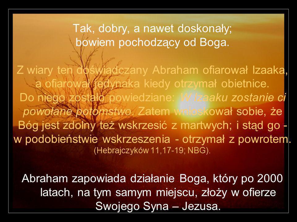 Jakie jest Imię Boga.