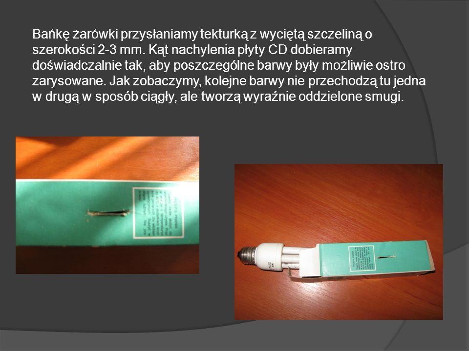 Bibliografia: ~ ZamKor, Okulary i parę innych drobiazgów ~ Maria Rozenbajger, Ryszard Rozenbajger, Fizyka dla Gimnazjum, Cześć 3, Wydawnictwo ZamKor, Kraków 2001, str.
