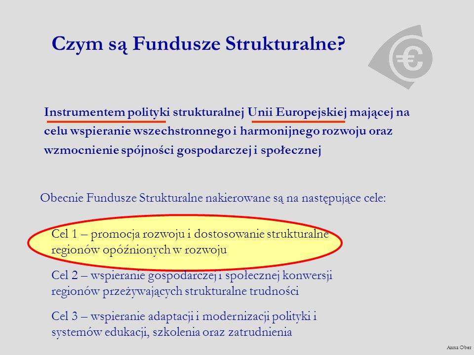 Czym są Fundusze Strukturalne.
