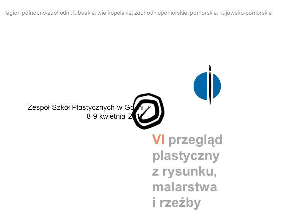 prace przywiezione przez uczestników oraz wykonane w czasie przeglądu VI przegląd plastyczny z rysunku, malarstwa i rzeźby – ZSP w Gdyni 8-9 kwietnia 2011 2