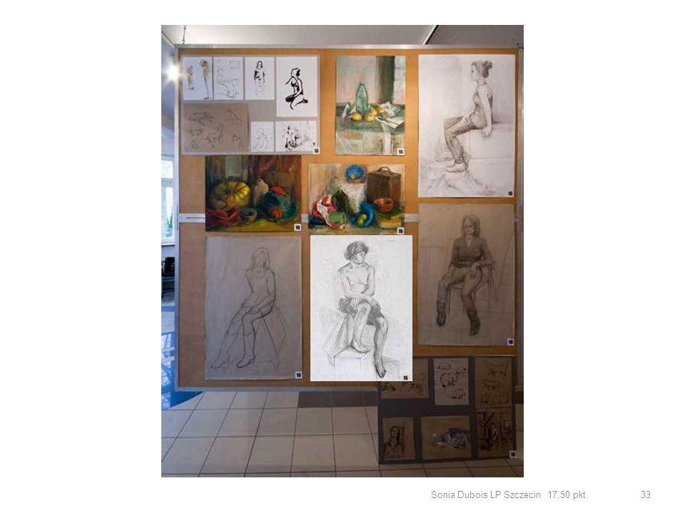 Sonia Dubois LP Szczecin 17,50 pkt. 33