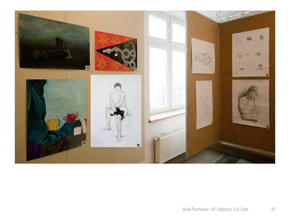 Ariel Puchalski LP Malbork 9,67 pkt. 47