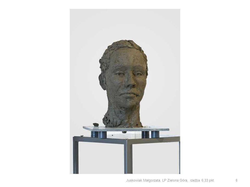 VI przegląd plastyczny z rysunku, malarstwa i rzeźby – ZSP w Gdyni 8-9 kwietnia 2011 97