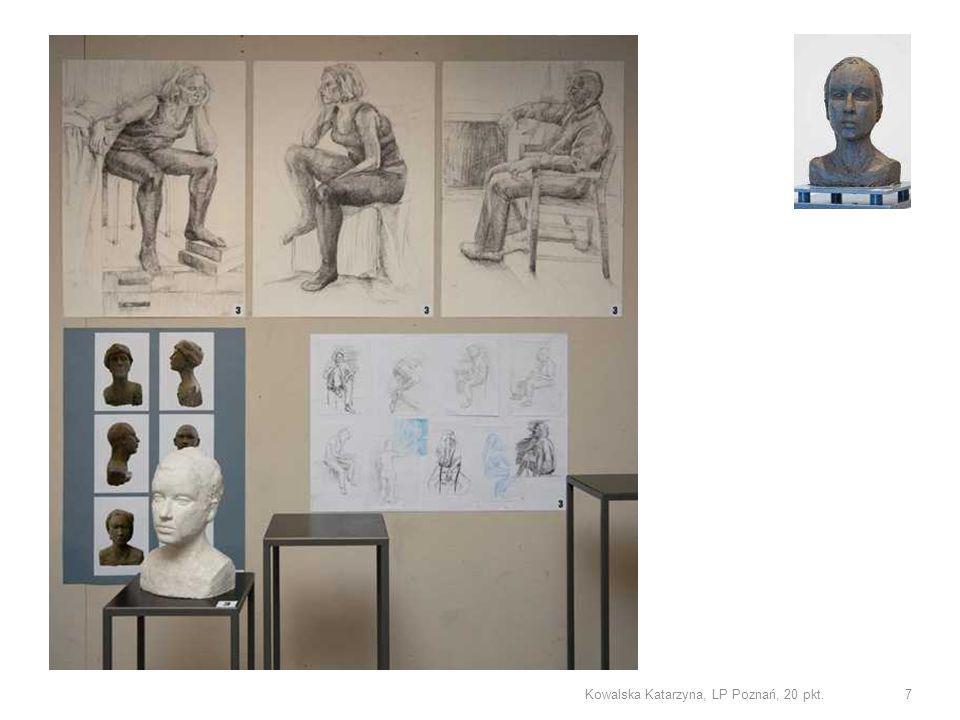 VI przegląd plastyczny z rysunku, malarstwa i rzeźby – ZSP w Gdyni 8-9 kwietnia 2011 98