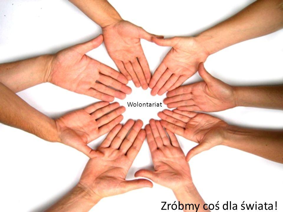 Wolontariat Zróbmy coś dla świata!