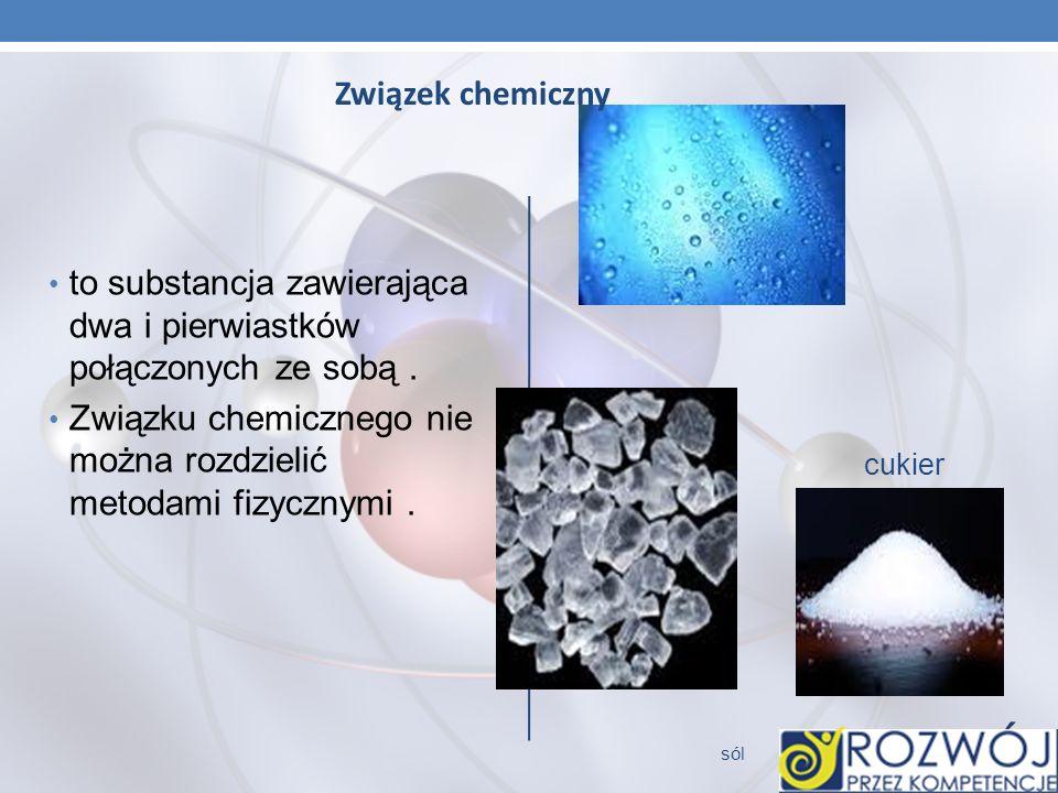 Mieszanina to substancja zawierająca dwa i więcej pierwiastków zmieszanych ze sobą, które łatwo można rozdzielić. Przykładem mieszaniny jest; mleko, s