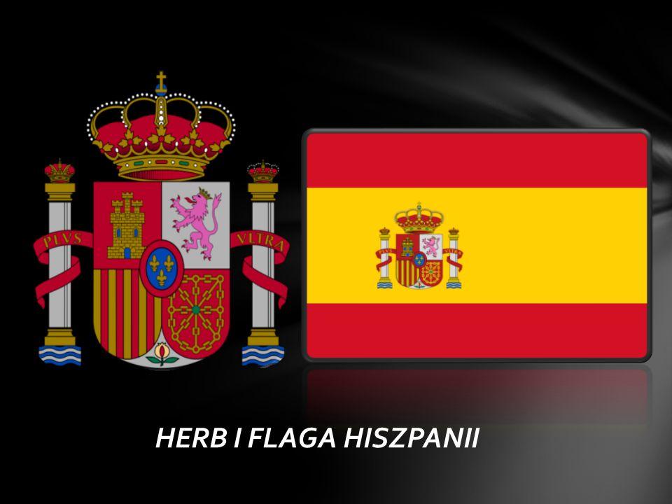 HERB I FLAGA HISZPANII