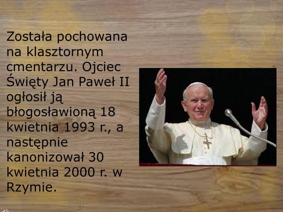 Oprócz Dzienniczka św. s. Faustyna pozostawiła listy i kartki z życzeniami pisanymi do kierownika duchowego ks. Michała Sopoćki, do o. Józefa Andrasza