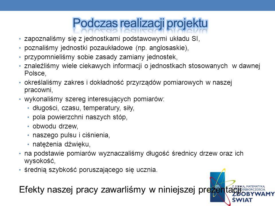 Najstarsze miary polskie nosiły nazwy rodzime i opierały się na przeciętnych wymiarach ludzkich: sąg, łokieć, piędź, stopa, skok.