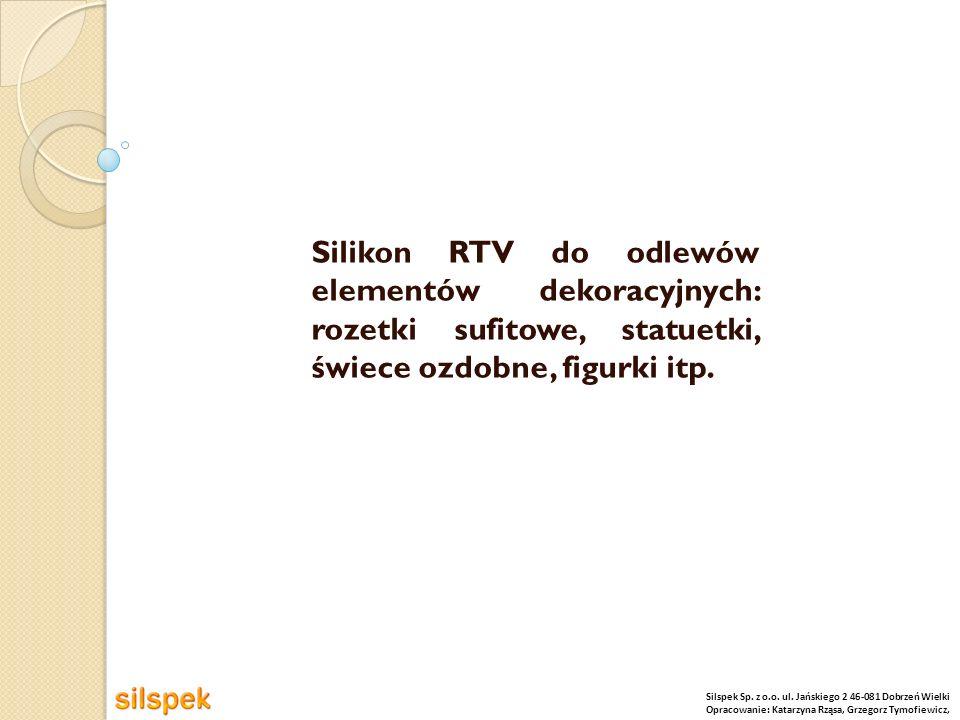 Silspek Sp.z o.o. ul.