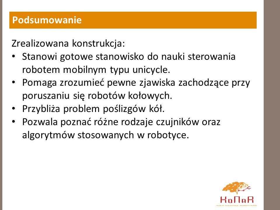 Dziękuje Strona projektu: http://www.konar.pwr.wroc.pl/infopage.php?id=13 http://www.konar.pwr.wroc.pl