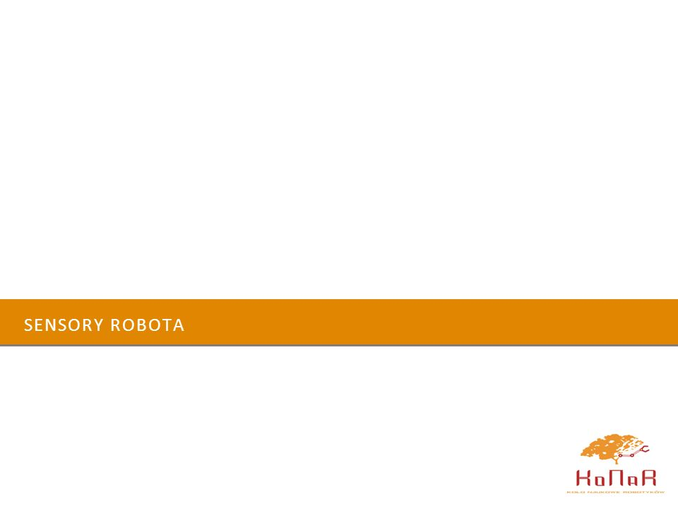 SENSORY ROBOTA