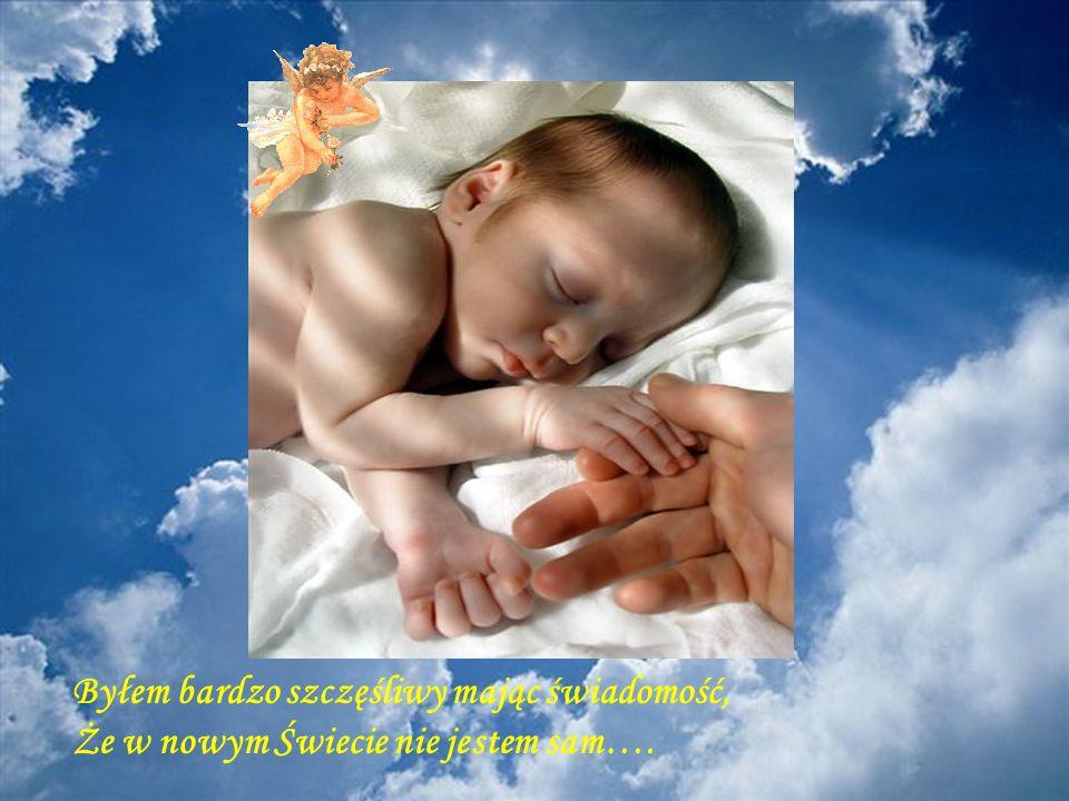 Radosny głos powiedział : witaj Synku…. To był mój prawdziwy Tata !!