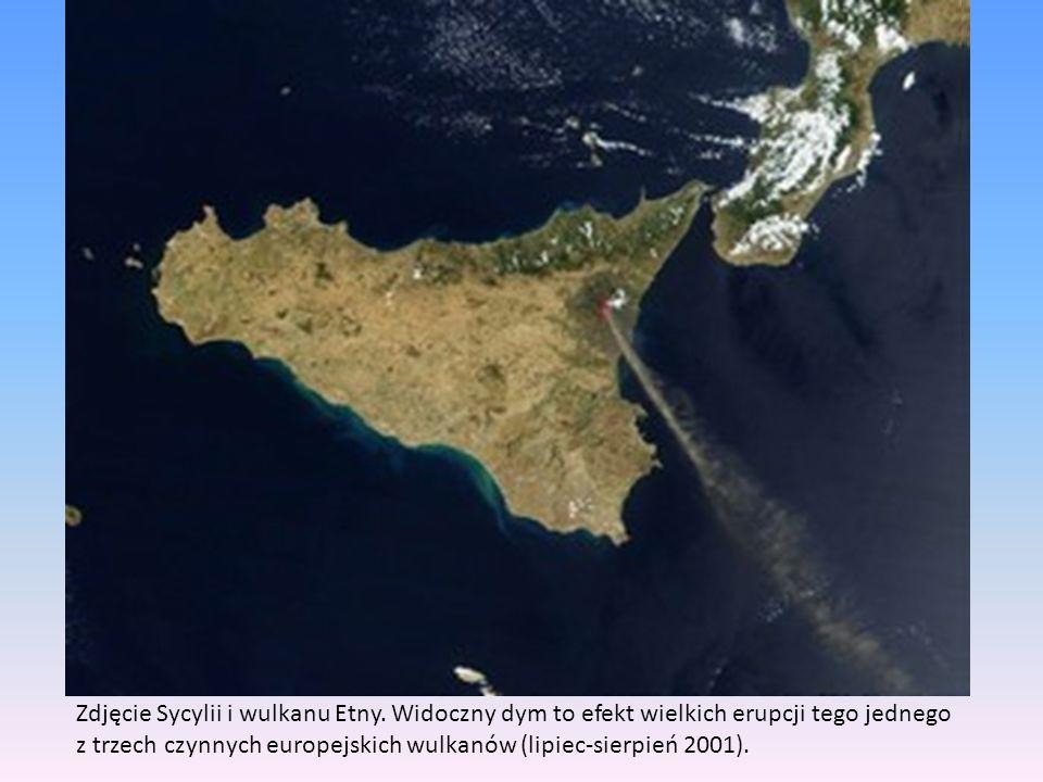 Zewnętrzną część planety Ziemi stanowi skorupa ziemska. Podłoże kontynentów zbudowane jest z granitów, natomiast w dnie oceanów odnajdujemy duże pokry