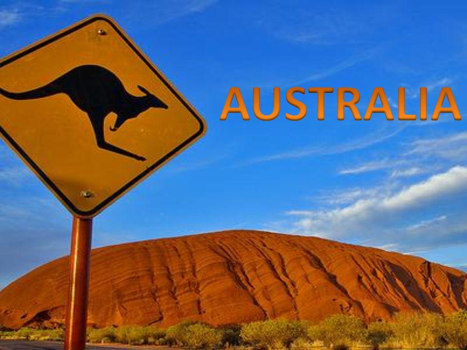 Należąca do Wspólnoty Narodów Australia (Związek Australijski) jest największym państwem Oceanii i 6.