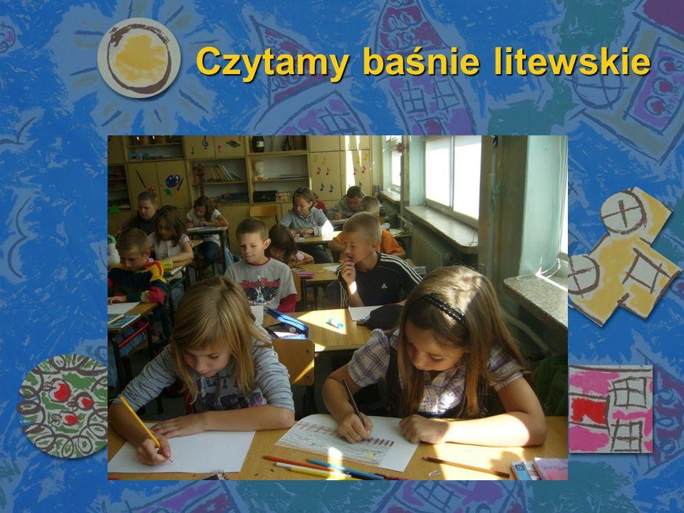 Czytamy baśnie litewskie