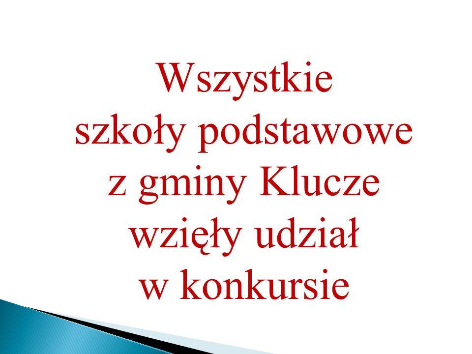 * SP Ryczówek Natalia Pietrzak Mateusz Szymonek Adam Jurczyk