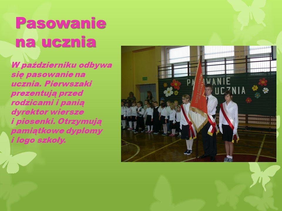 Konfrontacje Teatrów Dziecięcych W naszej szkole działa teatrzyk dziecięcy Bakcyl.