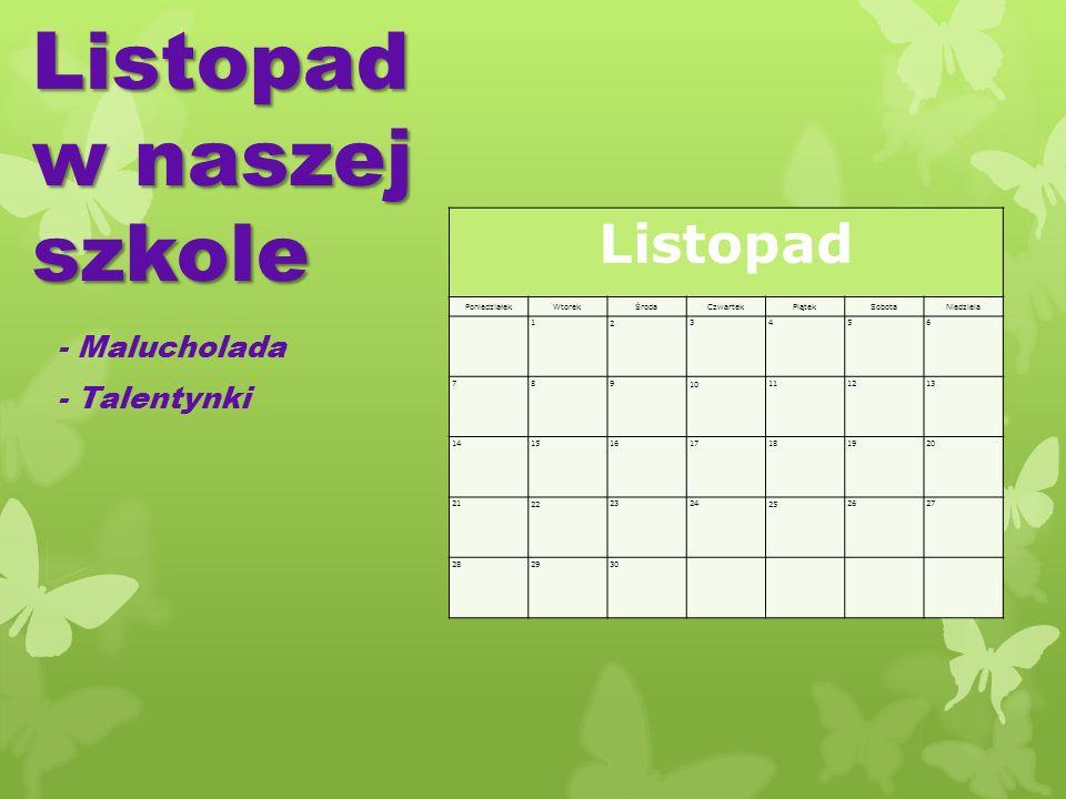 Wybory do samorządu szkolnego W październiku odbywają się wybory do Małego Samorządu Uczniowskiego (kl. I-III) i Samorządu Uczniowskiego kl.IV-VI.