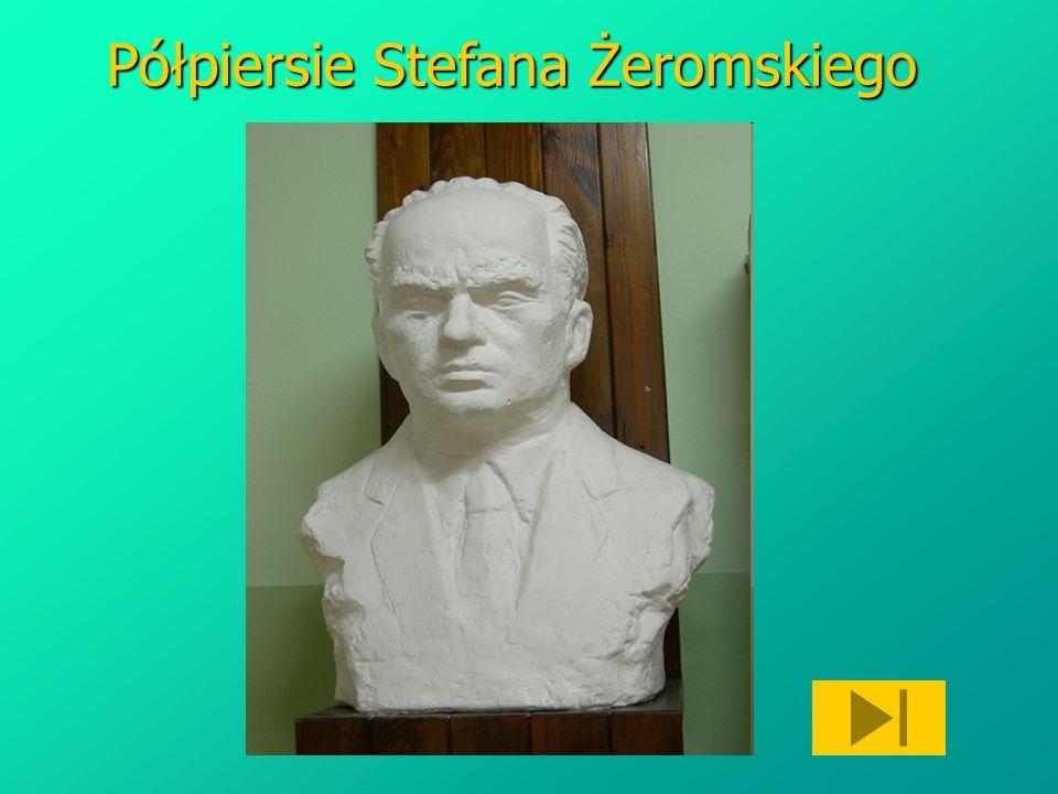 Półpiersie StefanaŻeromskiego Półpiersie Stefana Żeromskiego