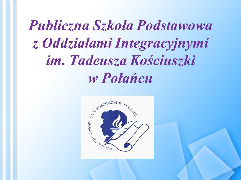 Publiczna Szkoła Podstawowa z Oddziałami Integracyjnymi im. Tadeusza Kościuszki w Połańcu