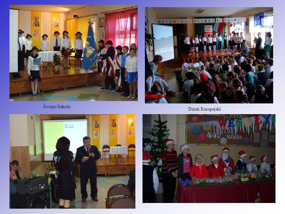 Święto Szkoły Dzień Europejski