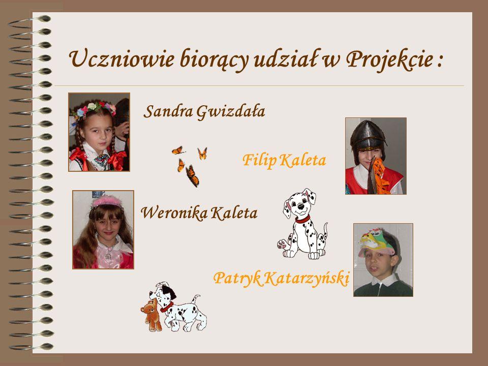 Uczniowie klasy II od 1 września do 20 grudnia 2009 r. uczestniczyli w dodatkowych zajęciach realizując Projekt unijny Pierwsze uczniowskie doświadcze