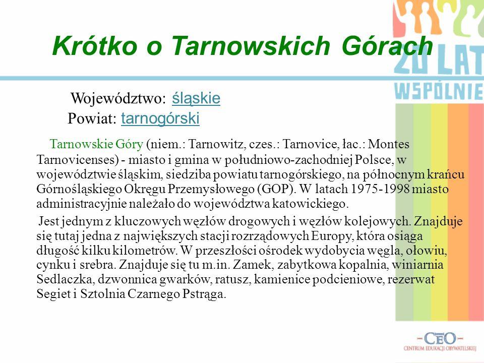 W KRÓLESTWIE GWARKÓW… … to jedyna zabytkowa kopalnia srebra w Polsce.