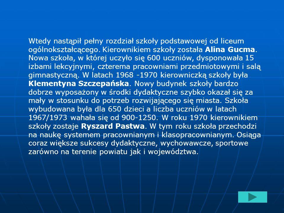 W którym roku urodził się nasz patron, Stefan Żeromski.